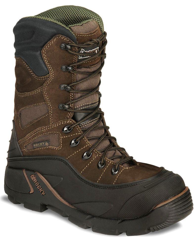 fa108d81b31 Rocky Men's Steel Toe Blizzard Stalker Work Boots
