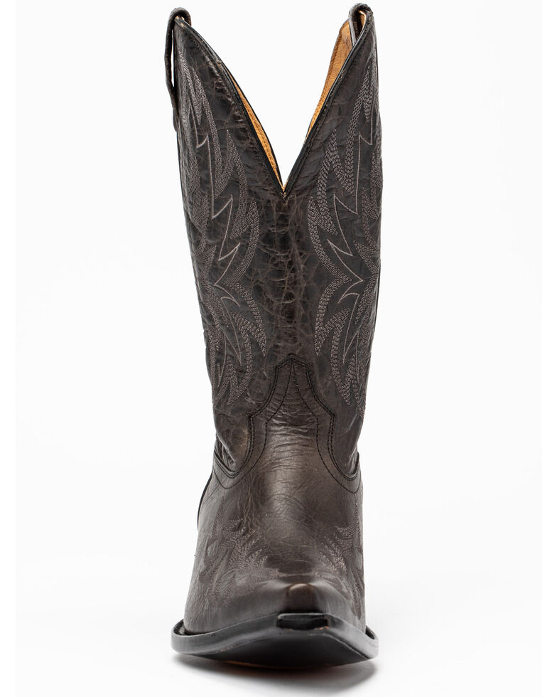 Moonshine Spirit Men's Rushmore Western Boots - Snip Toe, Black, hi-res