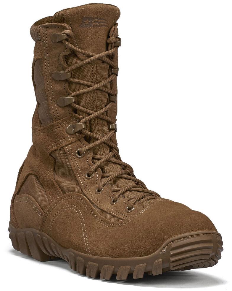 Belleville Men's C333 Hot Weather Hybrid Military Boots, Coyote, hi-res