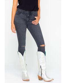 Wrangler Women's Modern Phoenix High Rise Skinny Jeans , Black, hi-res