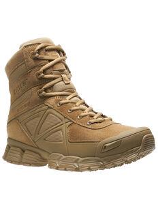 Bates Men's Velocitor Waterproof Work Boots - Soft Toe, Olive, hi-res