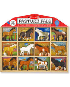 Melissa & Doug Kids' Pasture Pals Collectible Horses, No Color, hi-res