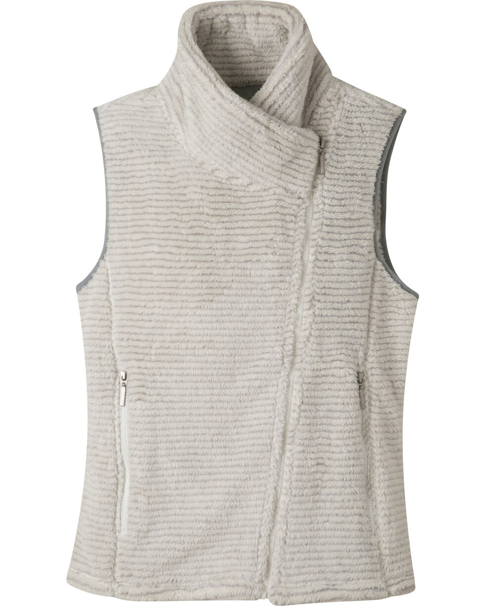 Mountain Khakis Women's Wanderlust Fleece Vest, Ivory, hi-res