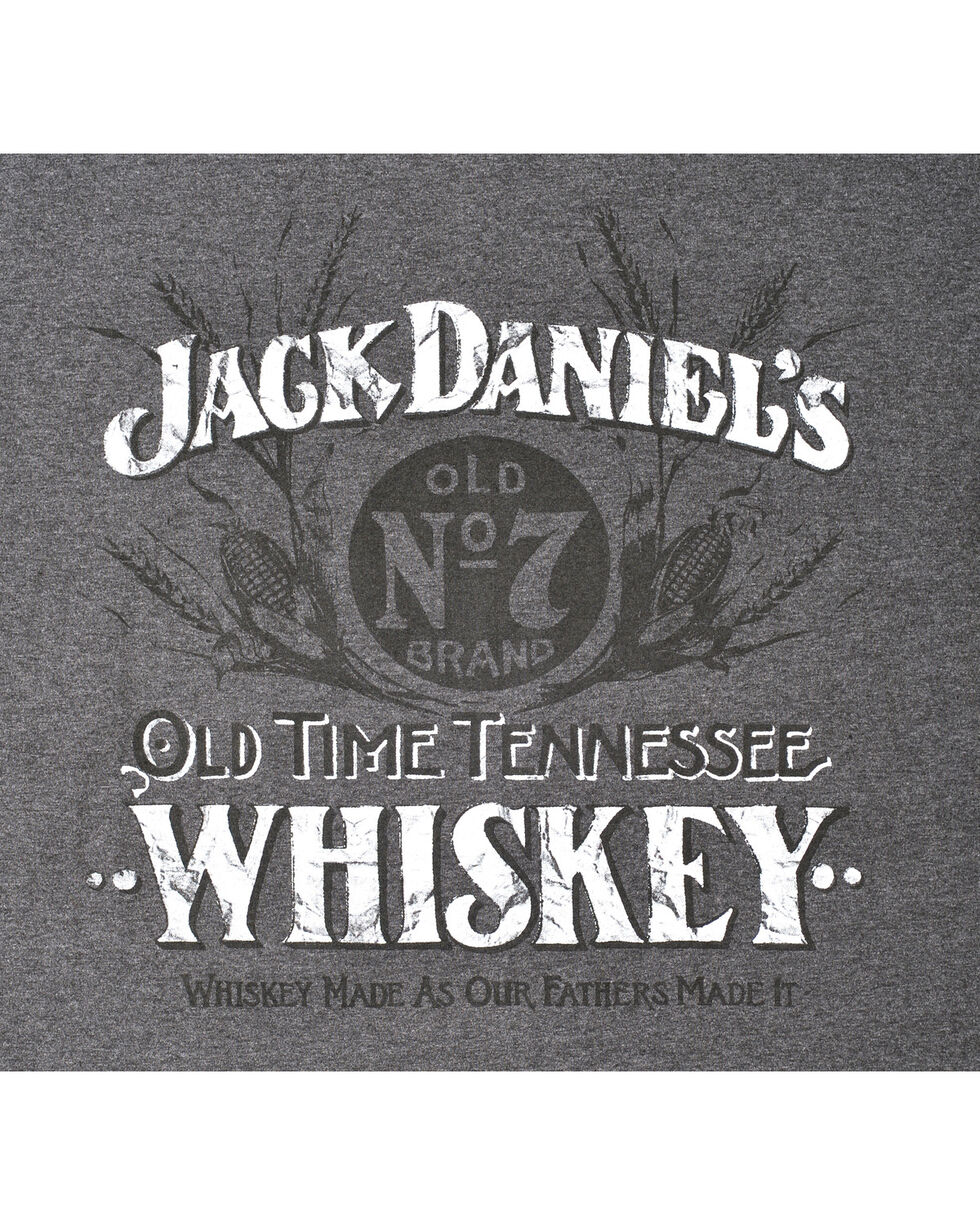 Jack Daniel's Men's Corn Mash Tee, Grey, hi-res