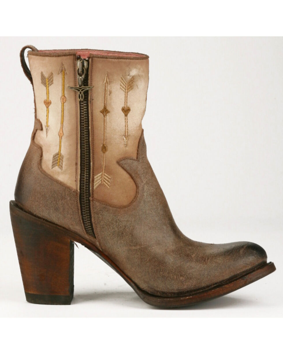 Junk Gypsy by Lane Women's Wanderlust Western Boots, Brown, hi-res