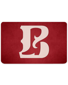 Boot Barn® Proud B Gift Card, No Color, hi-res