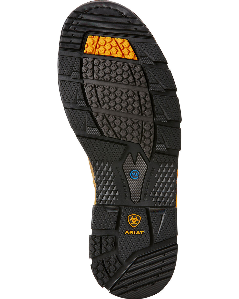 Ariat Men's Aged Bark Catalyst Work Boots, Aged Bark, hi-res