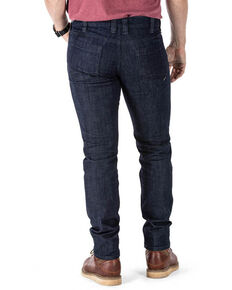 5.11 Tactical Men's Defender Flex Slim Fit Work Jeans , Indigo, hi-res