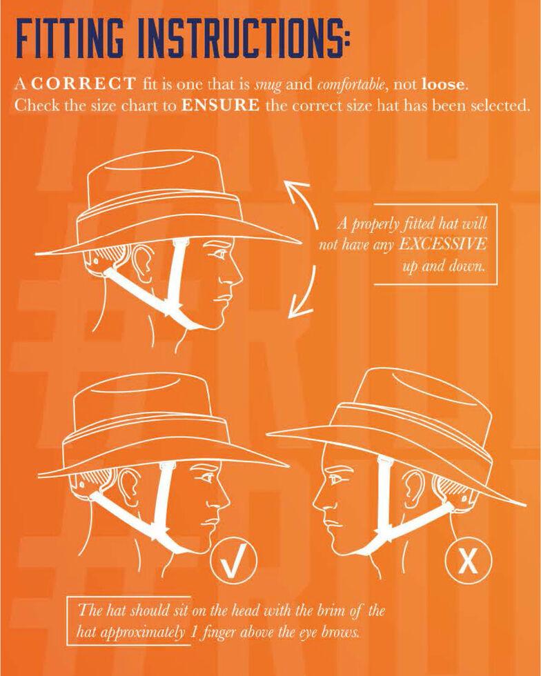 Resistol RideSafe Helmet Cowboy Hat  3e7e2bc052b