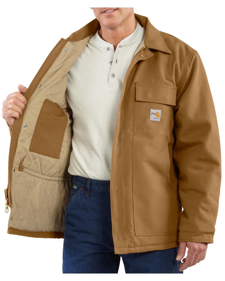 137c50c01fe5 Carhartt Flame-Resistant Duck Traditional Coat - Big   Tall