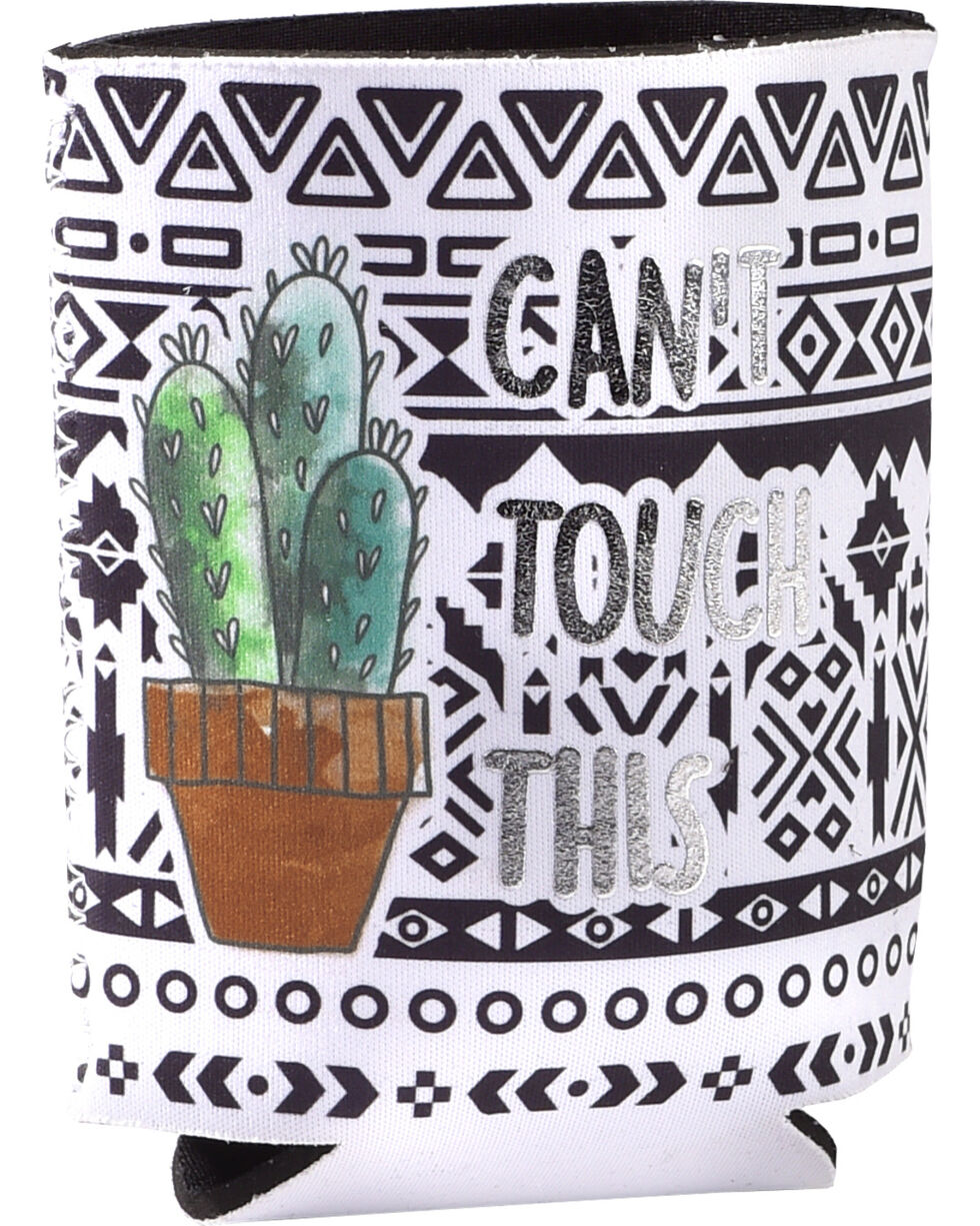 BB Ranch Can't Touch This Cactus Drink Coozie , Multi, hi-res