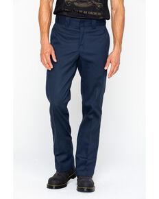 Dickies Men's Twill Flex Work Pant, Navy, hi-res