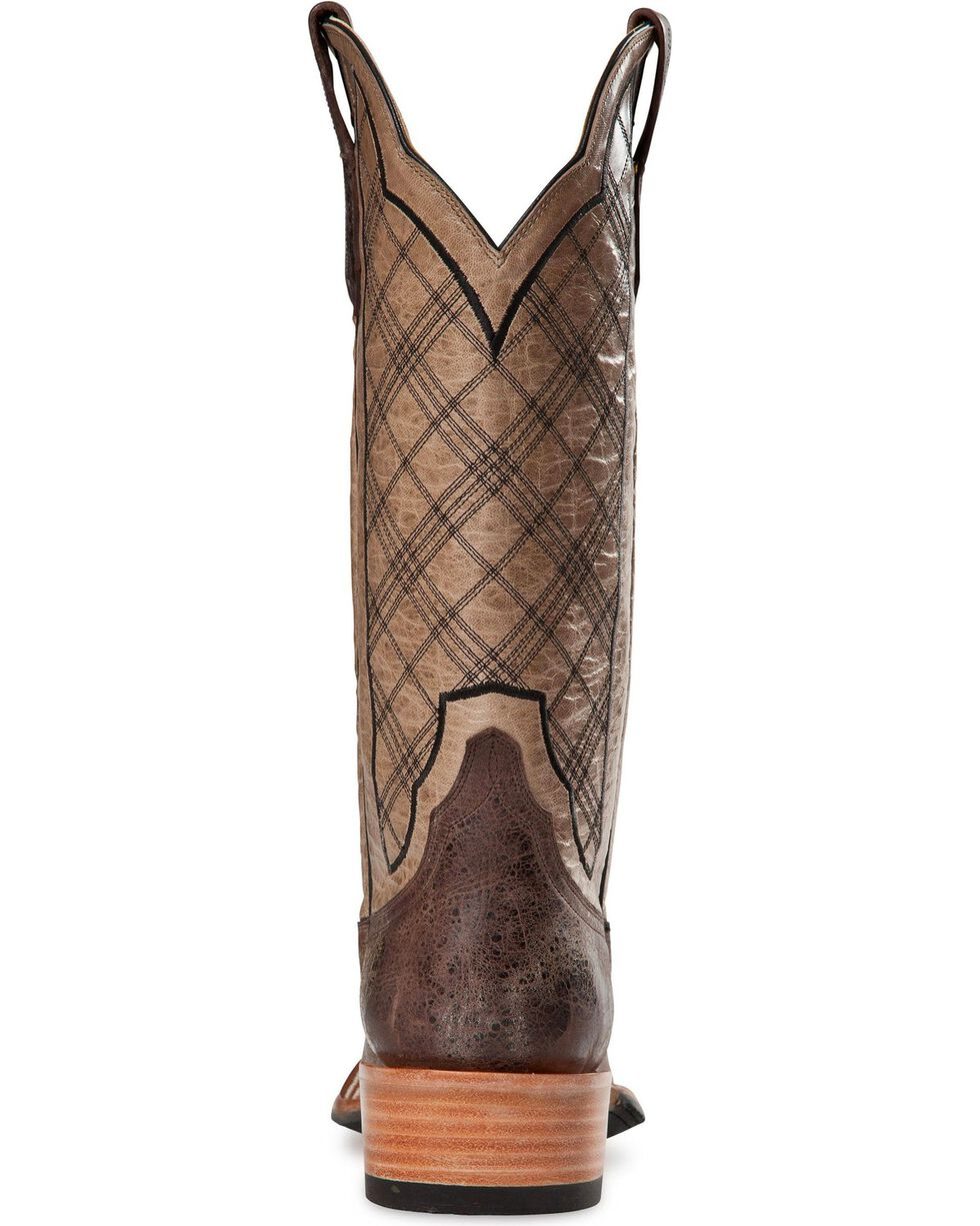 Cinch Women's Square Toe Western Boots, Brown, hi-res