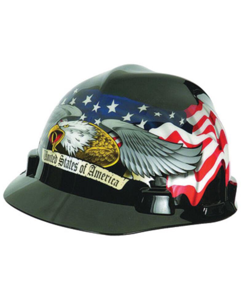 MSA American Eagle Hard Hat, No Color, hi-res
