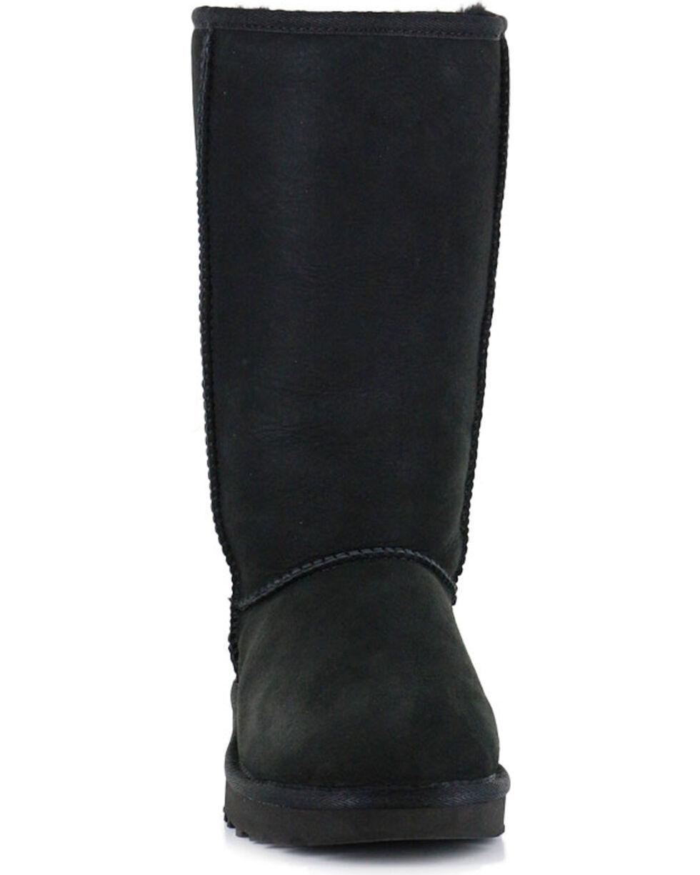 UGG Women's Black Classic II Tall Boots, Black, hi-res