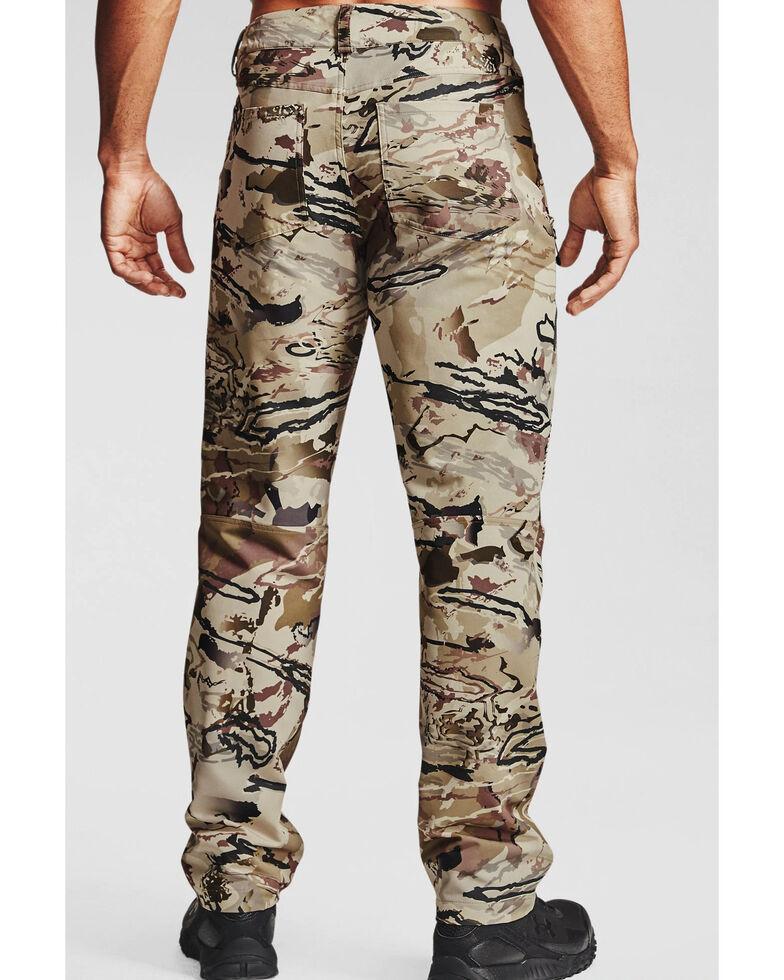 Under Armour Men's Barren Camo Edge Hardwoods Stretch Work Pants , Camouflage, hi-res