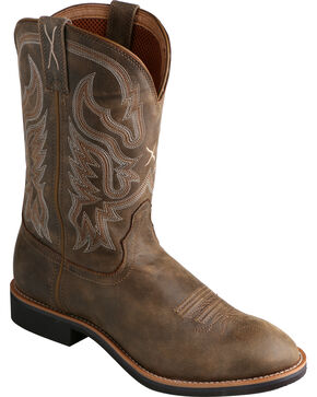 Twisted X Men's Top Hand Western Boots, Bomber, hi-res