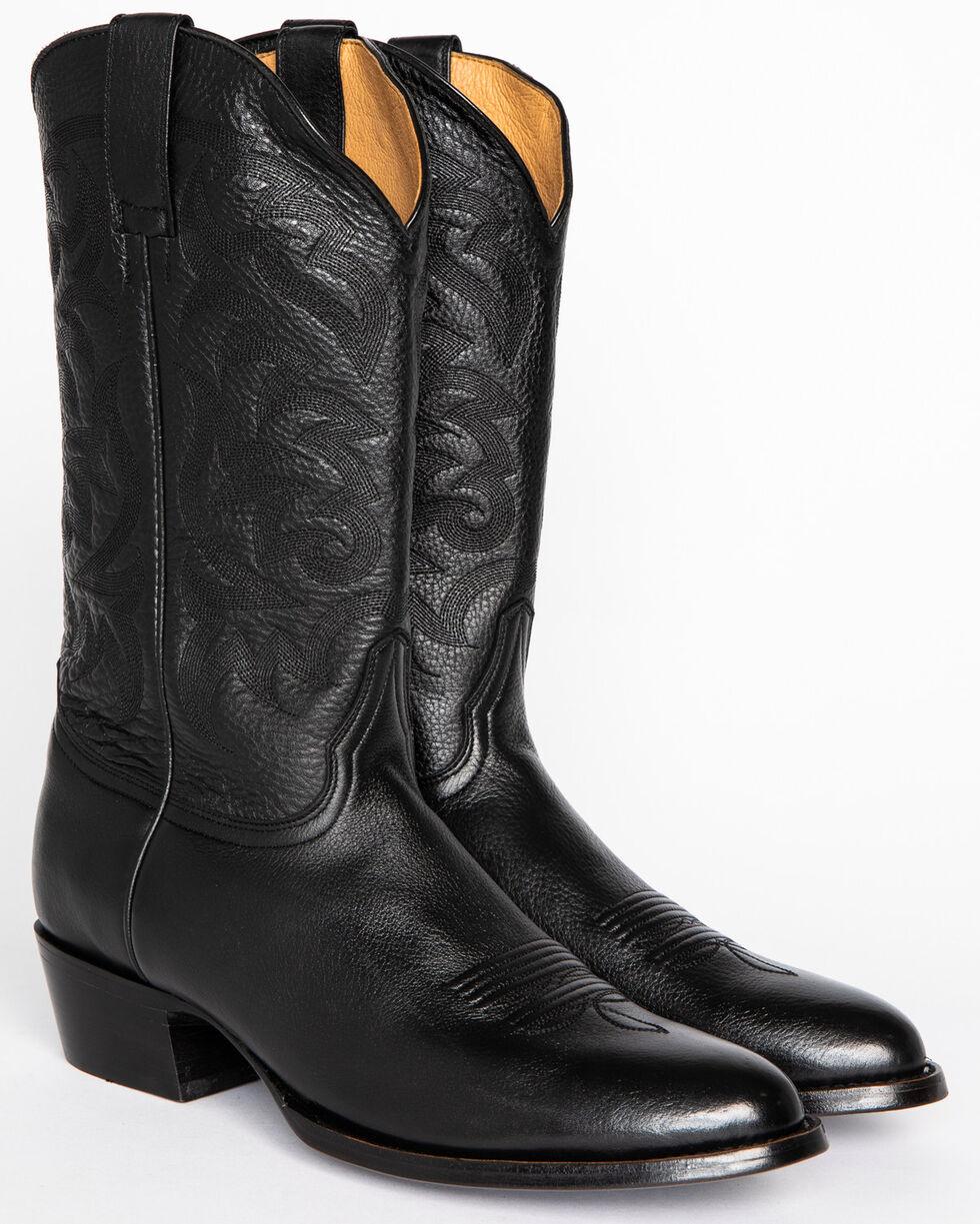 Cody James® Men's Classic Western Boots, Black, hi-res