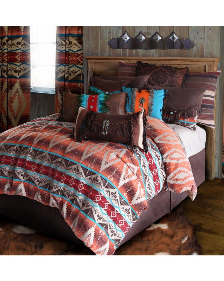 Carstens Mojave Sunset Twin Bedding - 4 Piece Set, Orange, hi-res