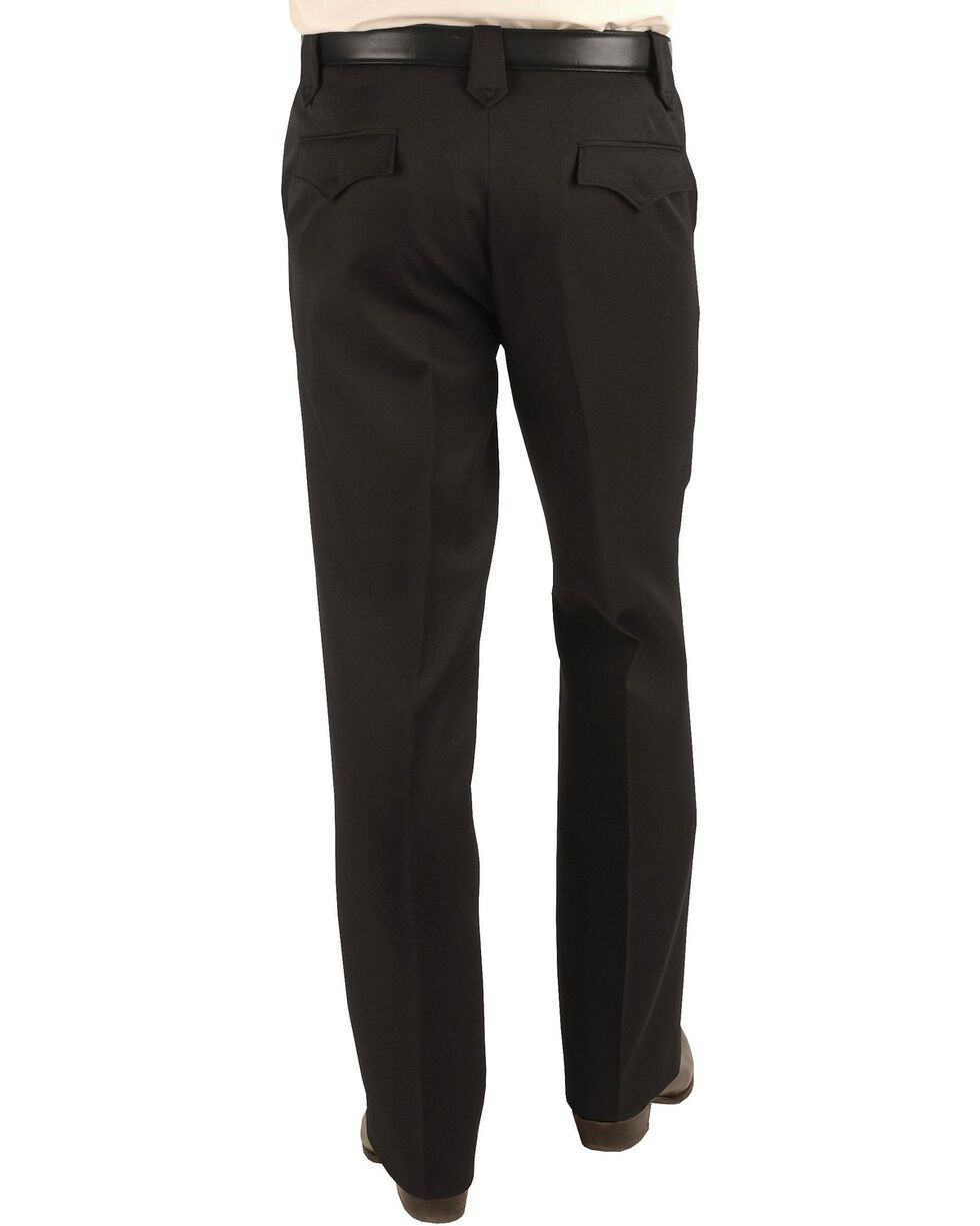 Circle S Men's Lubbock Xpand Pants, Black, hi-res