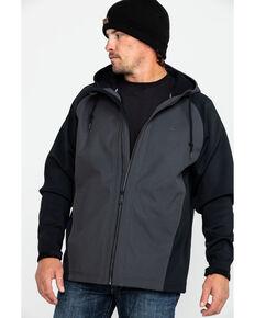 Wolverine Men's Black I-90 Hybrid Soft Shell Jacket , Black, hi-res