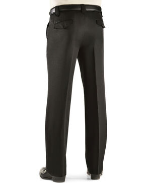 "Circle S Xpand Expandable Waistline Pants - Big - Up to 50"" Waist, Black, hi-res"