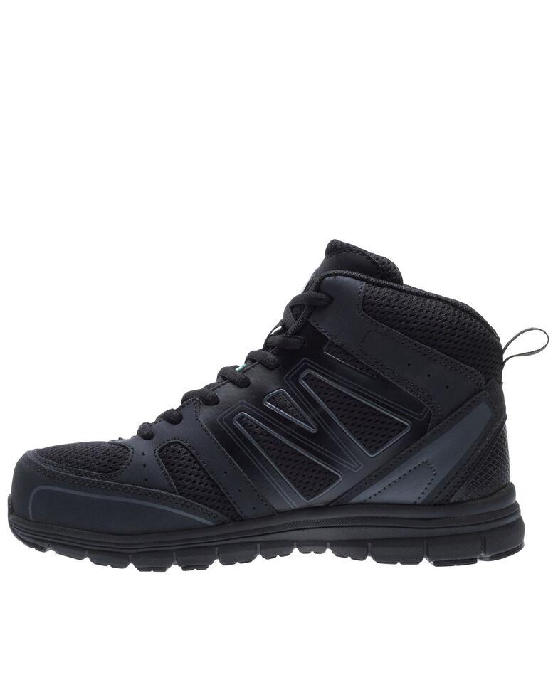 Wolverine Women's Nimble FX Waterproof Hiker Boots - Steel Toe, Black, hi-res