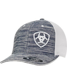c968bccdd20 Ariat Men s Logo Embroidered Ball Cap