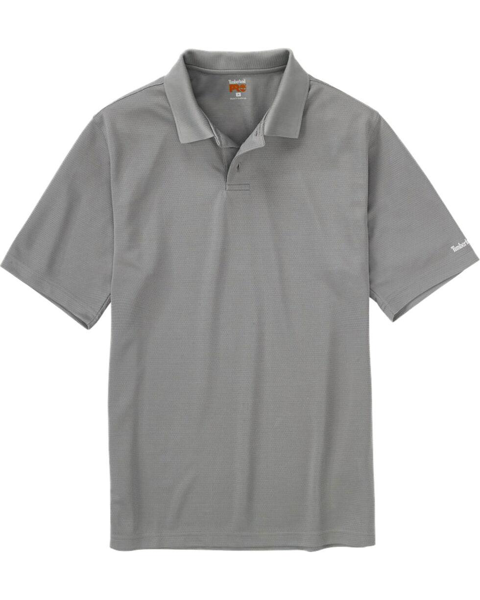 Timberland PRO Men's Meshin' Around Polo Shirt, Lt Grey, hi-res