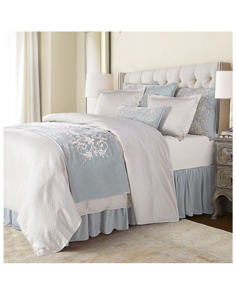 HiEnd Accents Super King Belle 3 Piece Comforter Set, Multi, hi-res