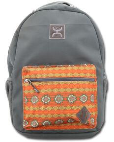 HOOey Men's Rockstar Tan Aztec Backpack, Tan, hi-res