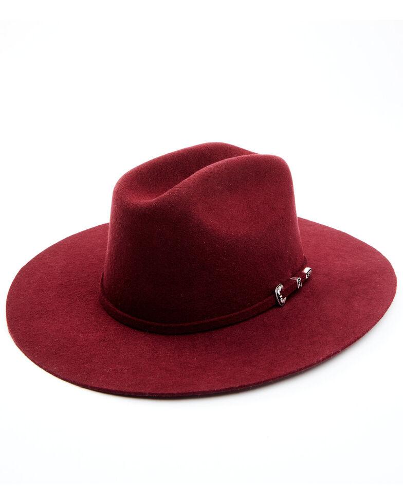Idyllwind Women's Wild Rancher Hat , Burgundy, hi-res
