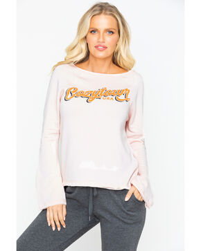Idyllwind Women's Cozy Town Pullover Sweater, Blush, hi-res