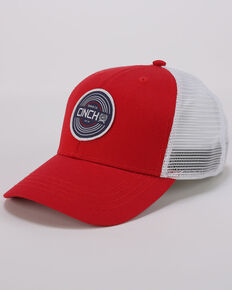 Cinch Men's Multi Snap Trucker Cap , Multi, hi-res