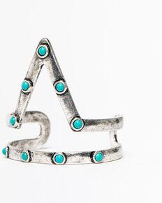 Idyllwind Women's I Don't Recall Studded Bracelet, Silver, hi-res