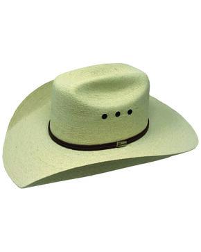Atwood Men's Maverick Palm Western Hat, Natural, hi-res