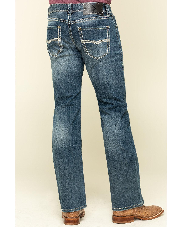 Rock /& Roll Cowboy BB Gun Regular Boot Cut Fit Jeans 7, 8, 10, 12, 14, 16