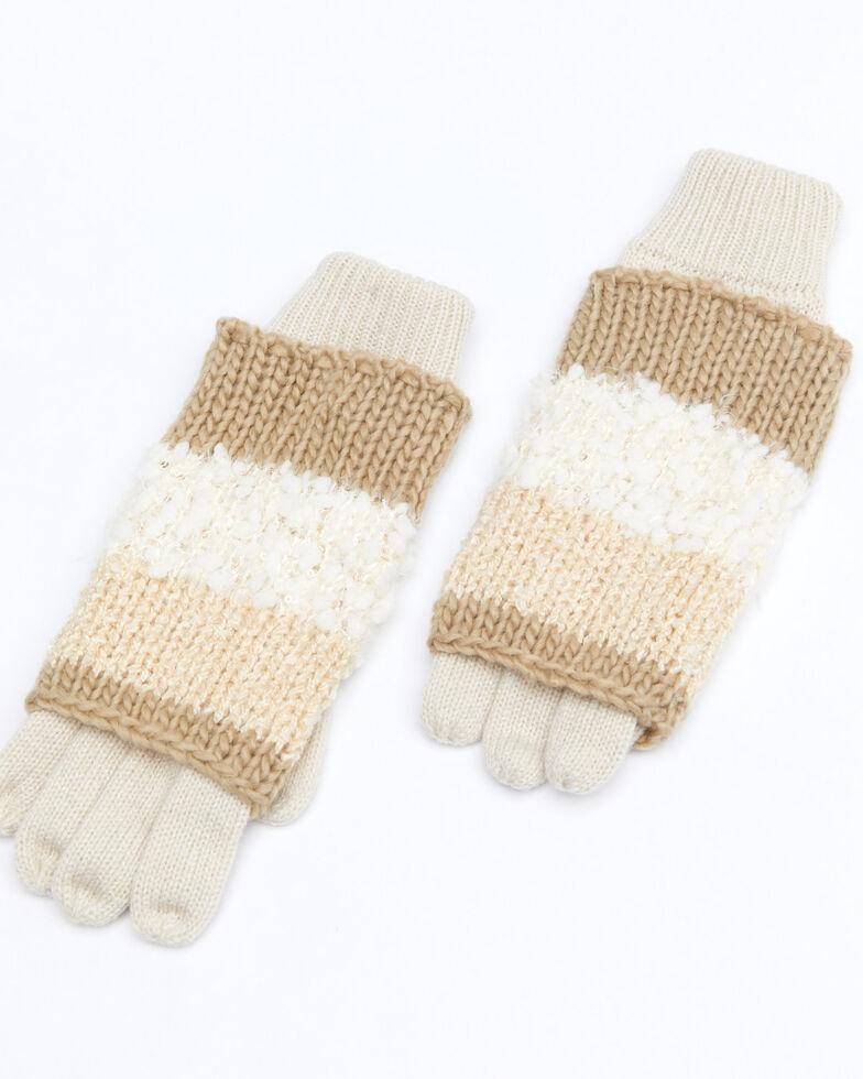 Idyllwind Women's Blush Cozytown Gloves, Sand, hi-res
