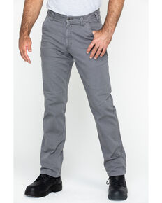 Carhartt Workwear Men's Rugged Flex Rigby Dungaree, Grey, hi-res