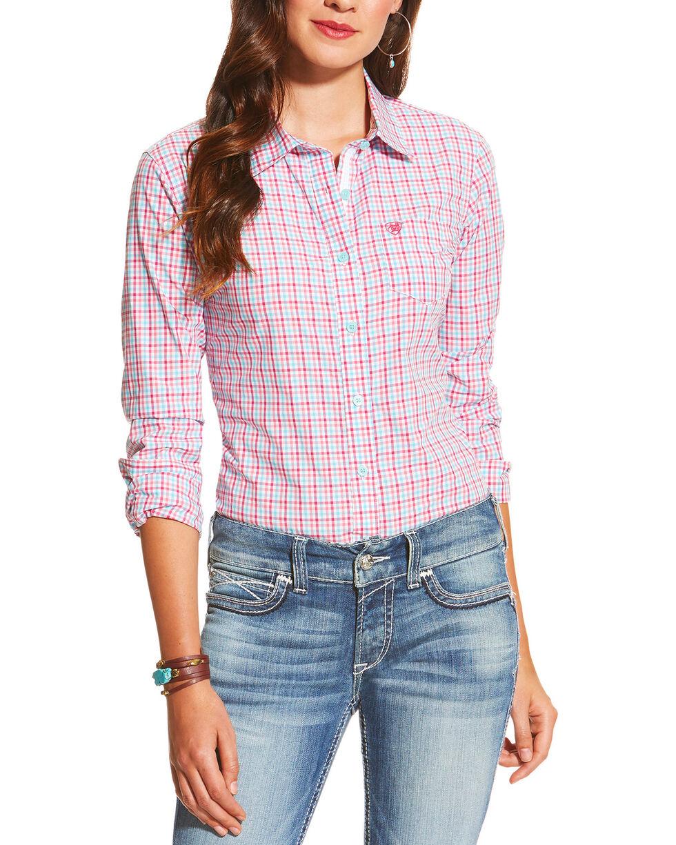 Ariat Women's Kirby Long Sleeve Shirt, Multi, hi-res