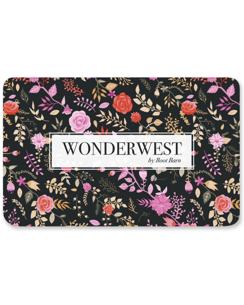 Wonderwest® by Boot Barn Gift Card, No Color, hi-res
