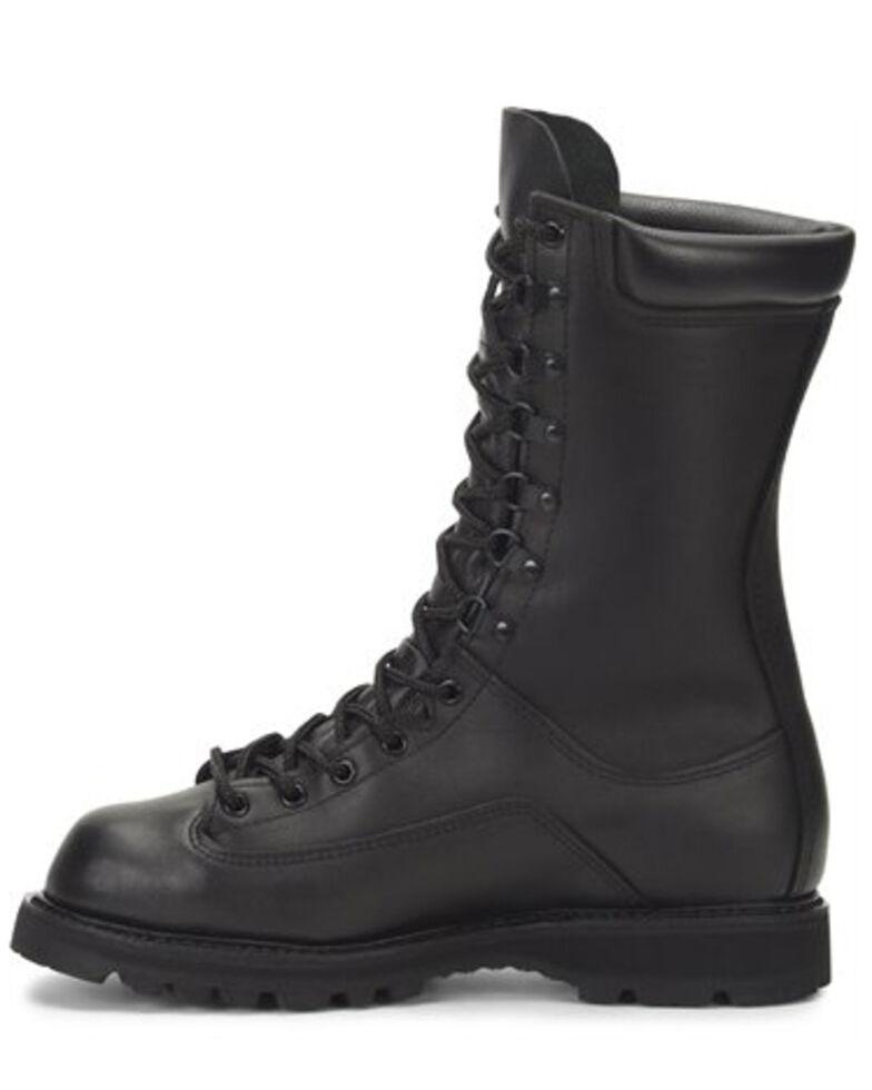 """Matterhorn Men's 10"""" Waterproof Insulated Boots, Black, hi-res"""