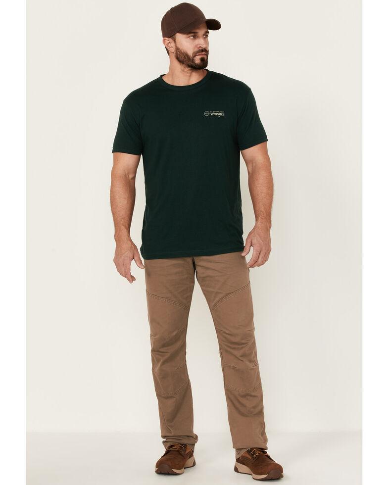 ATG By Wrangler Men's Morel Utility Asymmetric Cargo Pants , Brown, hi-res