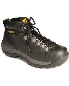 CAT Men's Hydraulic Steel Toe Hiker Boots, , hi-res