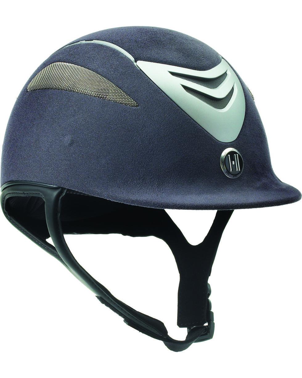 One K Defender Suede Helmet, Grey, hi-res