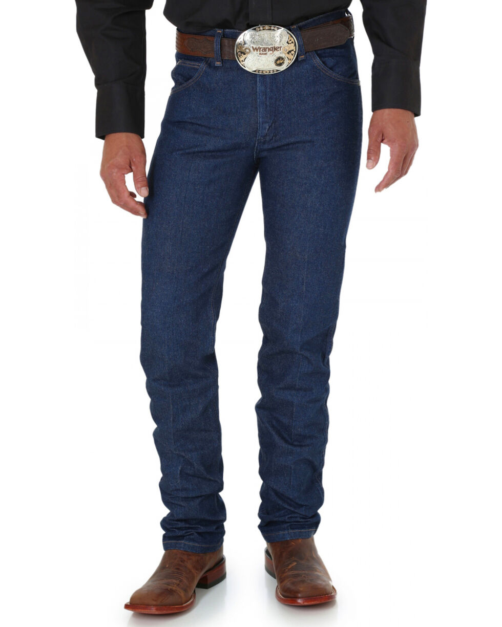 Wrangler Men's Slim Fit Premium Perfomance Jeans, , hi-res
