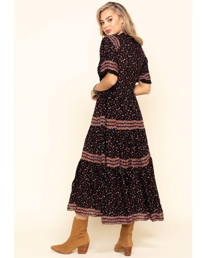 Free People Women's Rare Feeling Dress, Black, hi-res