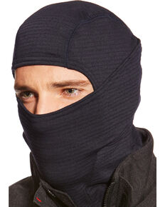 Ariat Men's FR Polartec Balaclava, Black, hi-res