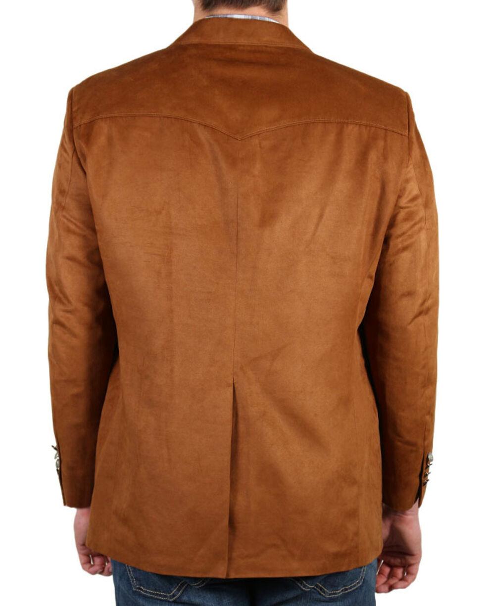 Cody James® Men's Solid Sport Coat, Rust Copper, hi-res
