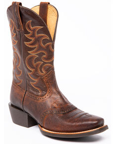 Cody James Men's Babuino Western Boots - Narrow Square Toe, Brown, hi-res